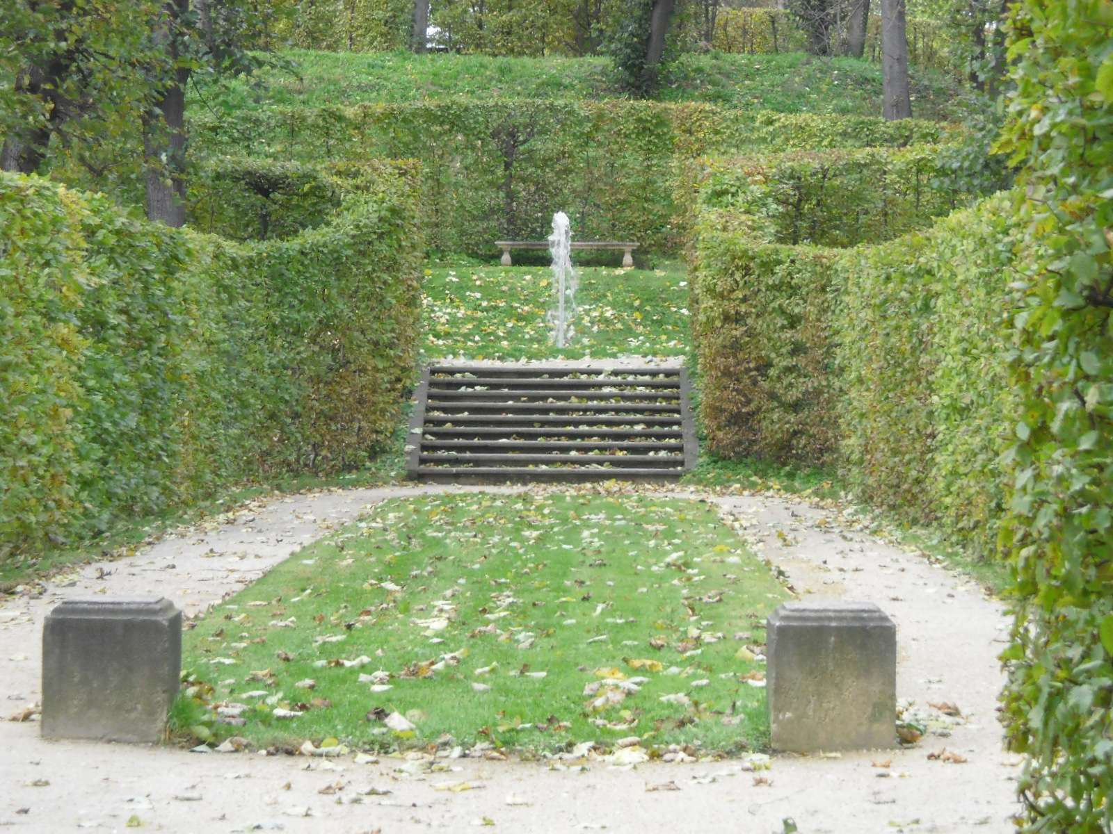 renesans w ogrodach