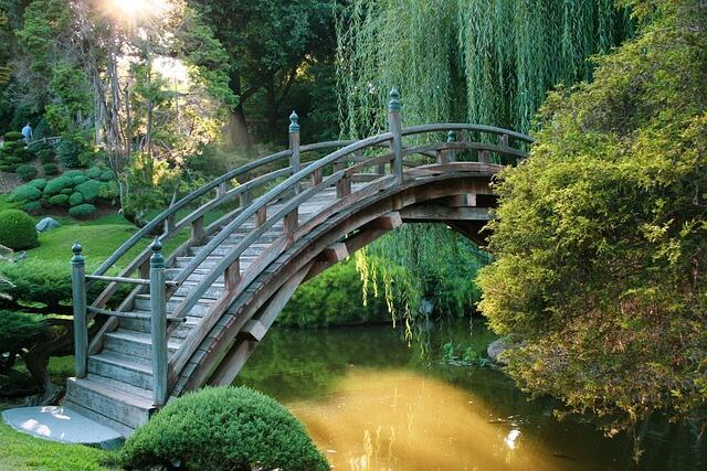 bridge 5466981 640 - Ogrody chińskie - czyli powrót na Daleki Wschód